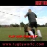 Rugby Wrestling Drills