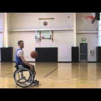 Rolstoelbasketbal: Shooting part 1