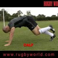 Cool Down for Rugby