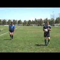 Rugby Spin Pass