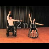 Rolstoeldansen (wheelchair dance)